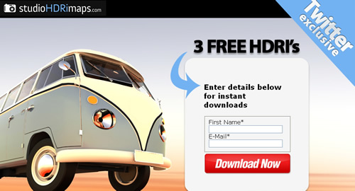 Download Gratis 3 Free HDRI Map