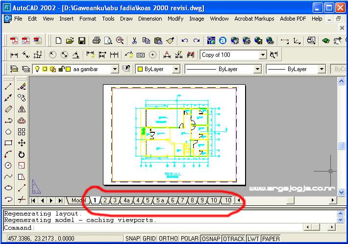 Tutorial Cara Menconvert dari Autocad Ke PDF<br />