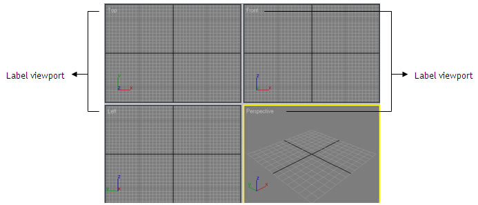 Tutorial Pengenalan Interface dan Viewport pada 3Ds Max