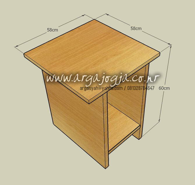 Video Tutorial Pembuatan Furniture Dengan SketchUp 8 Available Now