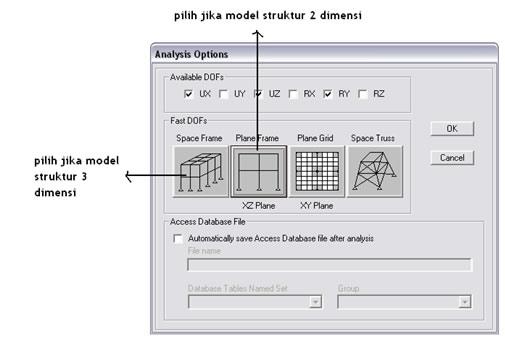 7 Langkah Efektif Menjalankan Program SAP 2000
