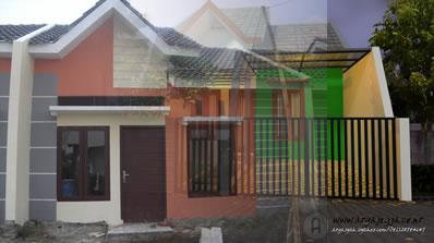 Merubah Fasad Rumah by Argajogja
