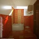 Desain Interior Furniture Kamar Mandi Minimalist