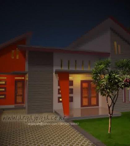 Rumah Tropis Unik 2014