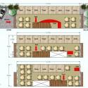 Layout Food Court 3 Lantai