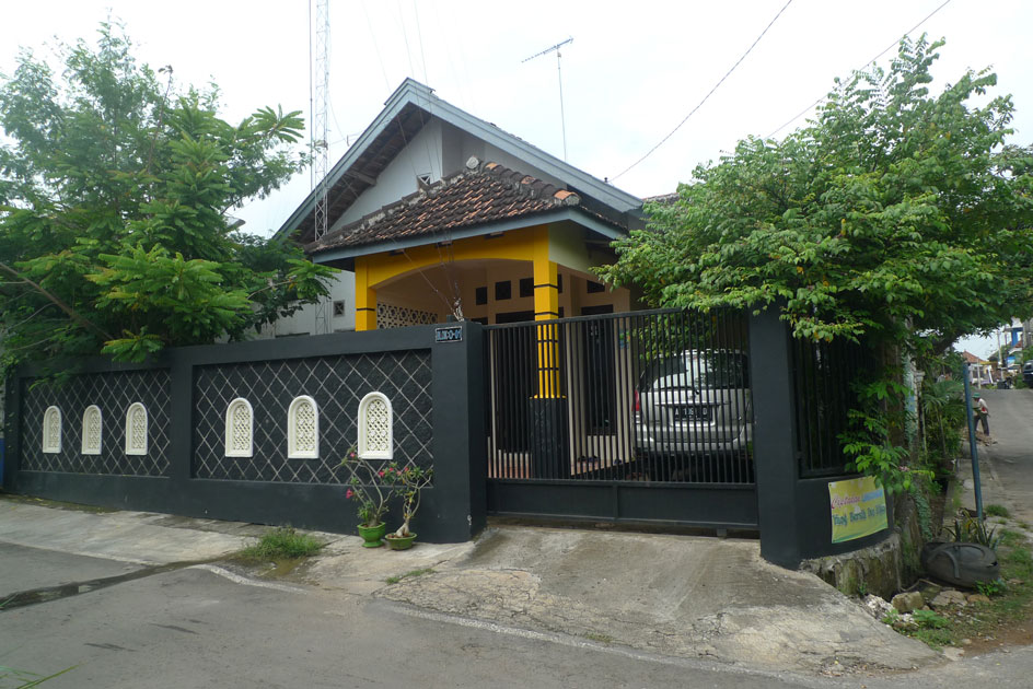 Foto Rumah Yang Akan di Renovasi