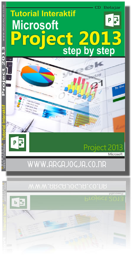 Video Tutorial Microsoft Project 2013 Step by Step Available Now!