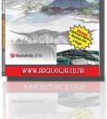 Cover Depan Video Tutorial Sketchup 2014 Desain Arsitektur gedung Tinggi