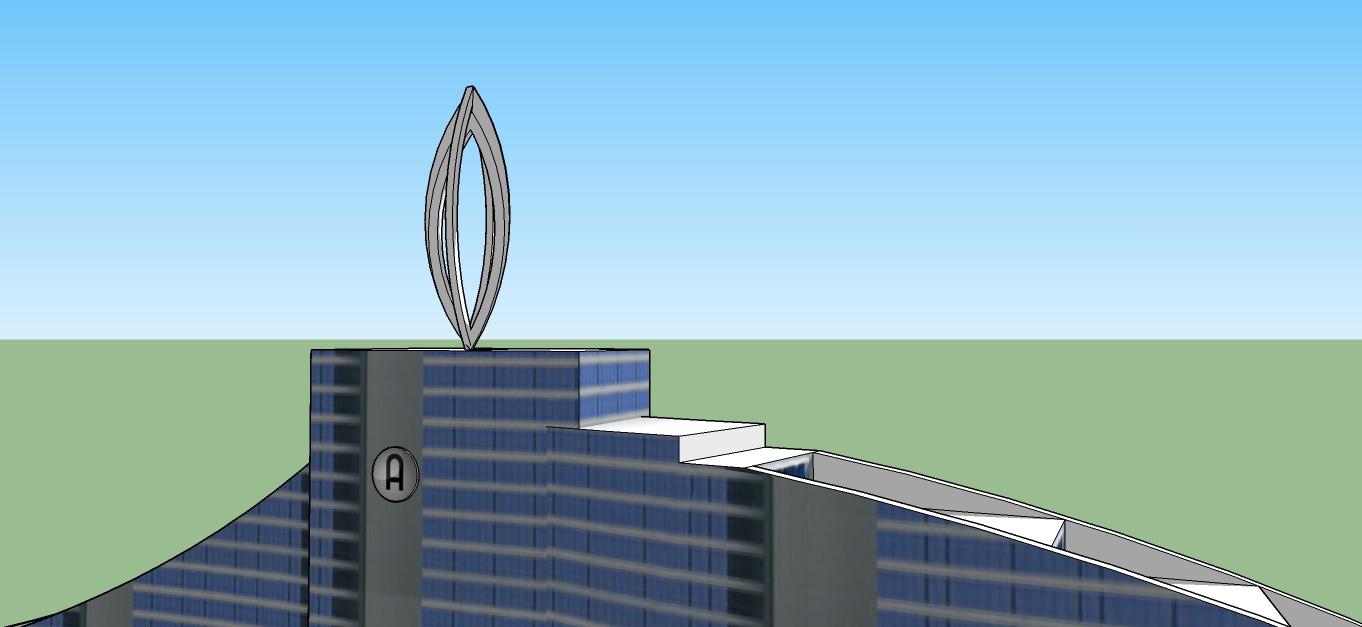 Icon Gedung Video Tutorial Sketchup 2014 Desain Arsitektur gedung Tinggi