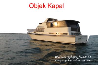 Kapal yang Akan di Masukan di Photoshop