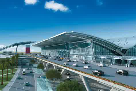 Doha Qatar bandara