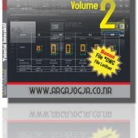 Cover Depan AutoCAD 2015 vol. 2 Gambar Struktural
