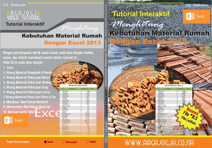 Cover Full Tutor Menghitung Kebutuhan Material