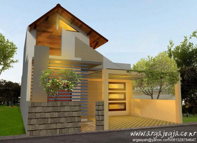 Desain Rumah Tropis 2016 View 2