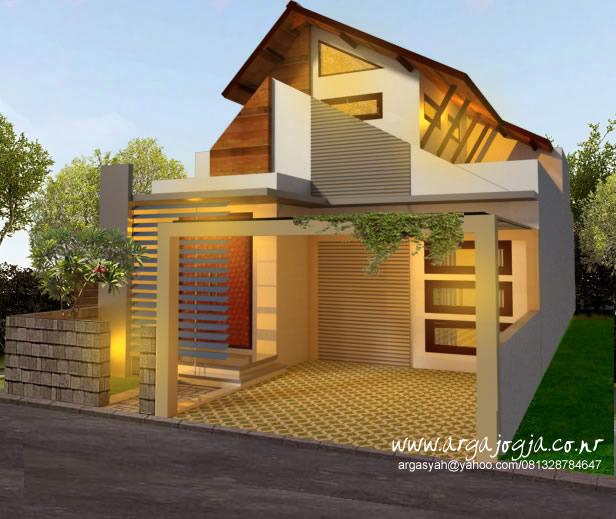 Desain Rumah Tropis 2016