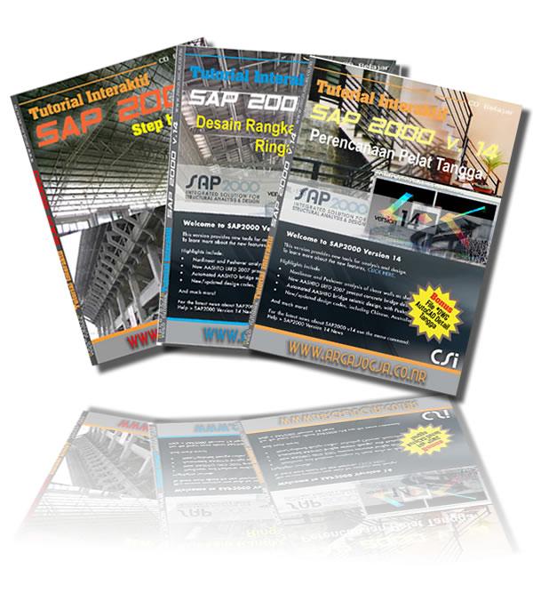 Paket Tutorial SAP 2000 Untuk Pemula