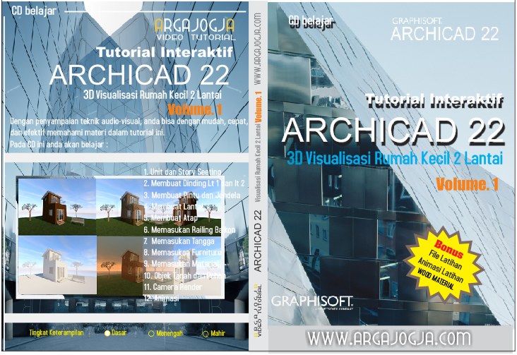 cover-full-tutorial-archicad-22-3d-visualisasi