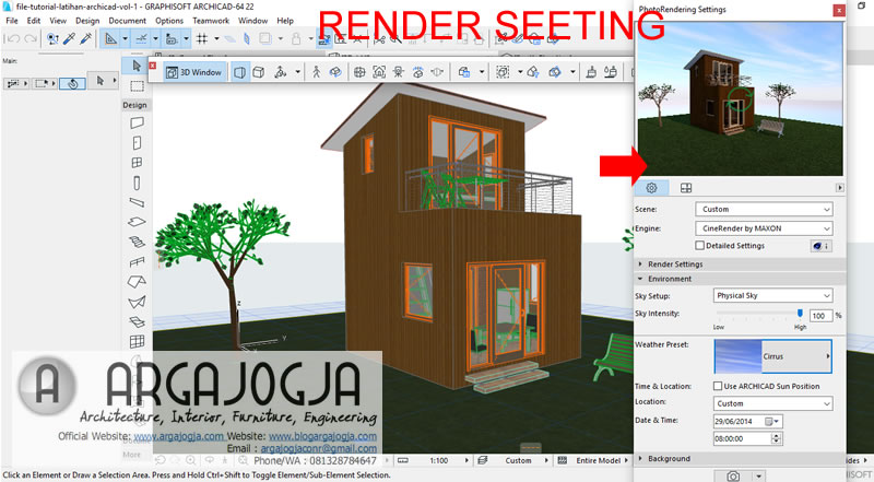 render-seeting