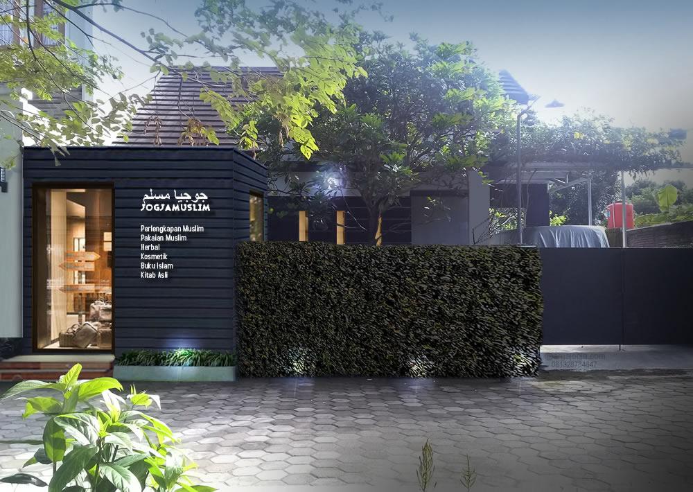 Renovasi Rumah Tambah Tempat Usaha