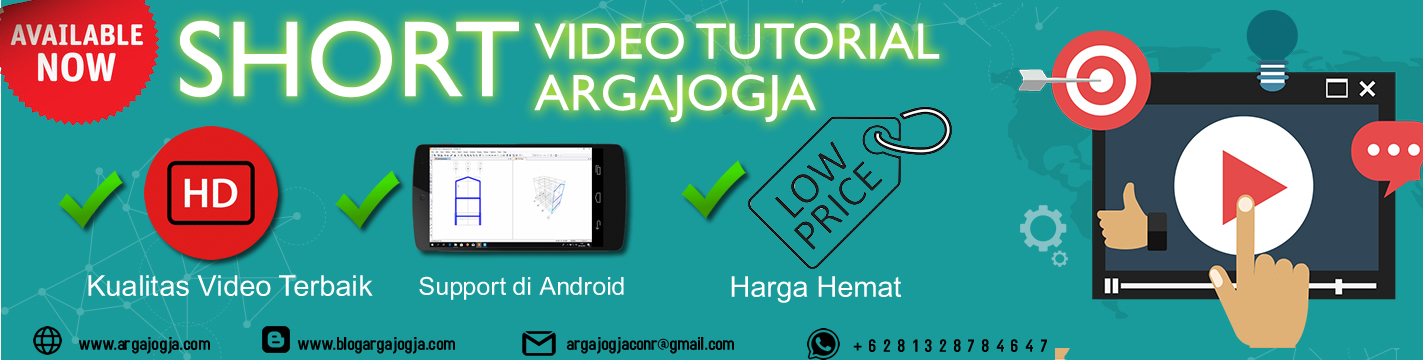 short video tutorial argajogja