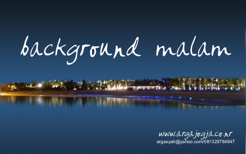 Background Malam Hari