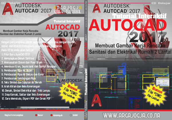 Cover Tutorial AutoCAD 2017