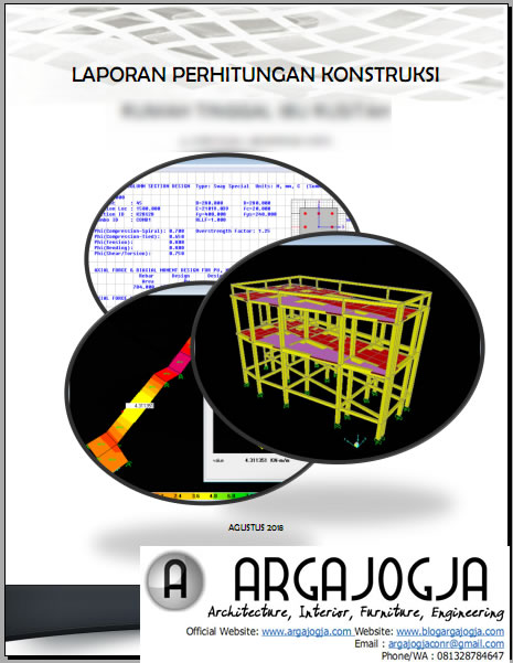 Cover Laporan Struktur
