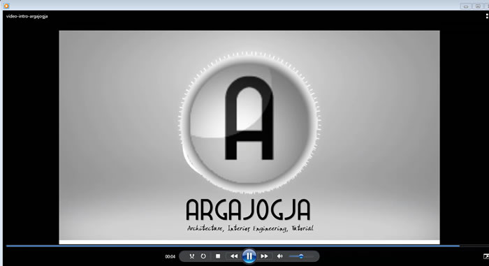 Video Intro Argajogja